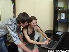 Hot Amateur Scene With Irenka And Her Best Friend Mikula