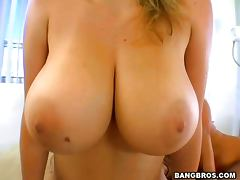 is about very lucky guy who fucks two busty babes