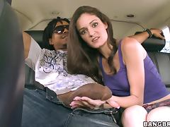 Monica Sexxxton Has An Anal Scene With A Big Black Monster Cock