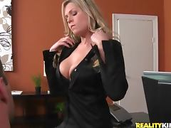 All, Babe, Blonde, Blowjob, Office, Penis
