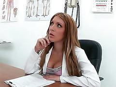 Doctor girl fucked