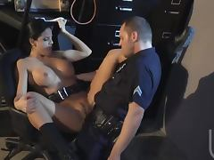 All, Adorable, Big Tits, Blowjob, Cop, Cumshot