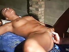 Massage Masturbation for Dominika C's Pussy