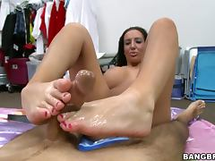 All, Big Tits, Bitch, Brunette, Footjob, Hooker