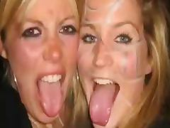 A dirty whore sex dance cumpilation