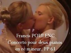 Francis Poulenc Concerto pour deux pianos