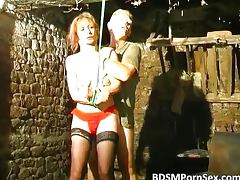 Bondage, BDSM, Blonde, Bondage, Couple, Horny