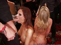 Slut punishing birthday party