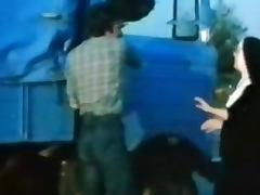 1975 1977 Im Brummi bumst sich's besser Patricia Rhomberg