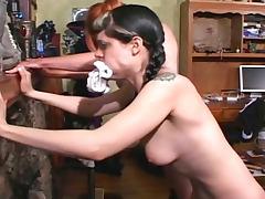 Slave, Babe, BDSM, Panties, Punishment, Slave