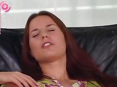 Chick Spreading Her Pussy Wide Open