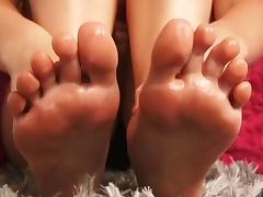 Do you like my feet
