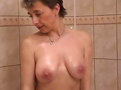 Bath, Amateur, Bath, Horny, MILF, Shower