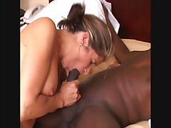 Tori's 1st Black Cock