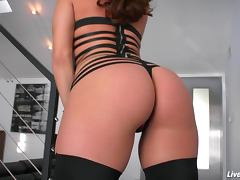 LiveGonzo Gracie Glam Sweet Teen Loves Fucking