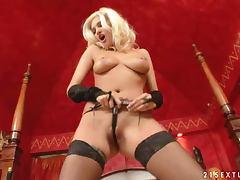 Emanuel Tilly Gives You A Boner As She Masturbates