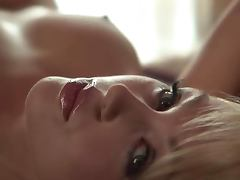 Krystal Lyne is a smoking hot blond siren with some nice shapes