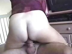 homemade mature riding