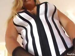 Horny Busty Mom Gets Fucked