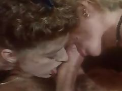 Italian Stud Rocco Siffredi Pleasing Blonde and Brunette Sluts in Threesome