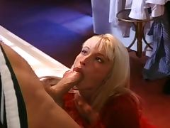 Insatiable Blonde Slut VixXxen Banged by Rocco Siffredi in Retro Porn Clip