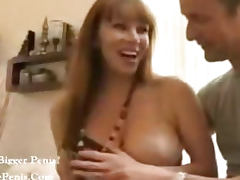 Blue eyed Mature Housewife Cheating
