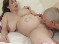 Josephine pussy spunked on