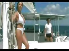 Roberta Missoni ANAL on the boat