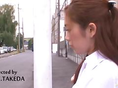 Kinkiest Public Bus Ride Starring AV Model Asami Ogawa