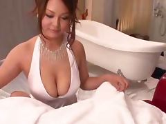 Big Tits Soap Lady Airi