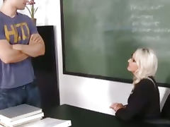 Emma Starr Is A Hot and Horny Teacher