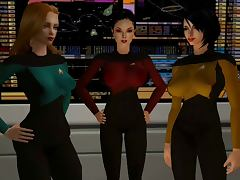 SimTrek part2 edit porn video