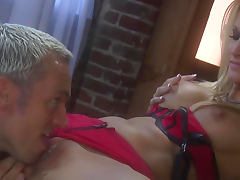 All, Blonde, Blowjob, Boobs, Doggystyle, Lingerie