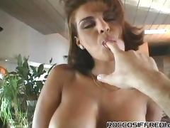 Lonely Wife Gets A Naughty Fuck At Home While Her Hubby Is Away