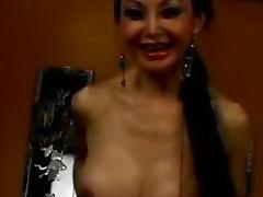 Angie Venus Hardcore Asian Ass Fucking