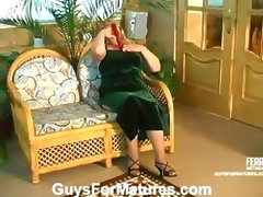 Louisa and Adrian seductive mom