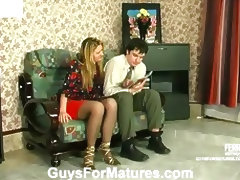 Ramona and Adam kinky mature