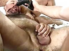 Mature Bear Orgy