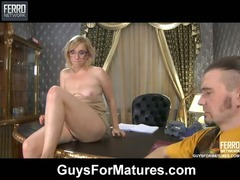 Susanna and Jerome passionate mature