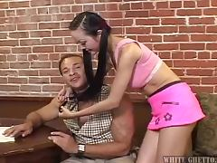 Ass Eating Asian Strumpet