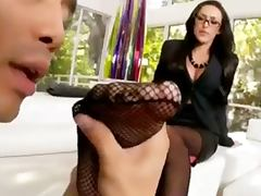 Breanne Benson Foot Fetish Sex