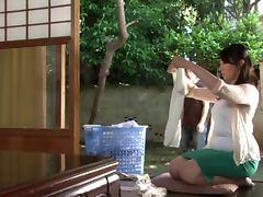 Lovely Aya Kitagawa Orgasms To a Licking and Fingering