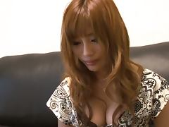 Lucky Stranger Gets To Fuck Suzuka's Tight Pussy