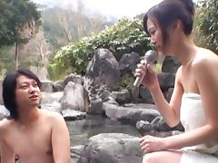 Great Outdoors Sex with Big Breasted Japanese Babe Sayuki Kanno
