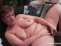 Blonde, Big Tits, Blonde, Brunette, Dildo, Toys