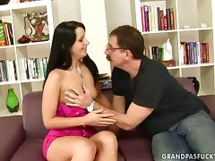 The Creepy Landlord Beds One Of His Tenant Babes
