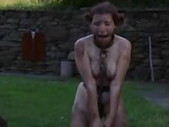 Bondage, BDSM, Bondage, Outdoor