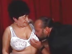 Fat Grannies videos. Squirt orgy with grannies masturbating onto guy