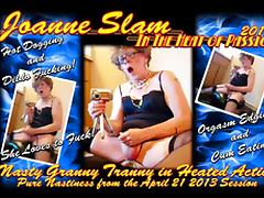JOANNE SLAM IN THE HEAT OF PASSION 2013