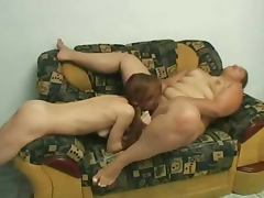 Smoking hot siren licks that huge and fat ass and pussy